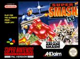 Jaquette Super Smash T.V.