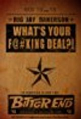 Affiche What's Your F@#King Deal?!