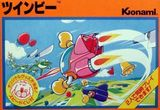Jaquette TwinBee