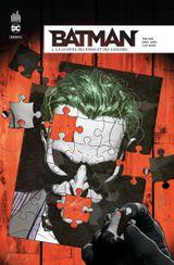 Couverture La guerre des rires et des énigmes - Batman (Rebirth) tome 4