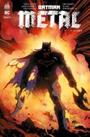 Couverture La Forge - Batman Metal, tome 1