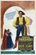 Affiche La Dernière Aventure de Don Juan