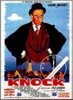 Affiche Knock, ou le triomphe de la médecine