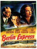 Affiche Berlin Express
