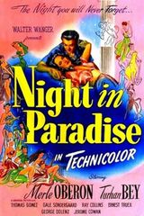 Affiche Night in Paradise