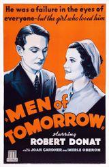 Affiche Hommes de demain