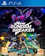 Jaquette New Gundam Breaker