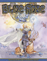 Couverture Blue Rose