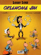 Couverture Oklahoma Jim - Kid Lucky, tome 2