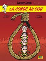 Couverture La Corde au cou - Les Aventures de Lucky Luke d'après Morris, tome 2