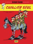 Couverture Cavalier seul - Les Aventures de Lucky Luke d'après Morris, tome 5