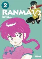 Couverture Ranma 1/2 (Édition originale), tome 2
