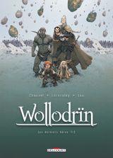 Couverture Les Derniers Héros (1/2) - Wollodrïn, tome 9