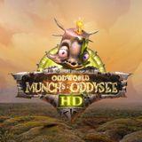 Jaquette Oddworld : L'Odyssée de Munch HD