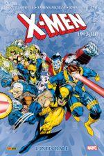 Couverture 1993 (Partie 3) - X-Men : L'intégrale, tome 34