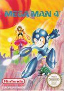 Jaquette Mega Man 4
