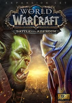 Jaquette World of Warcraft : Battle for Azeroth