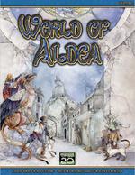 Couverture World of Aldea