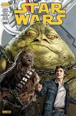 Couverture Passeur de Hutt - Star Wars (Panini Comics 2ème série), tome 6