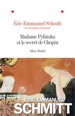 Couverture Madame Pylinska et le secret de Chopin