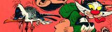 Cover Les animaux de compagnie (plus ou moins) célèbres dans la BD francophone