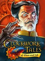 Jaquette Clockwork Tales: Of Glass and Ink