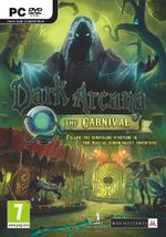 Jaquette Dark Arcana : the Carnival