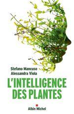 Couverture L'intelligence des plantes