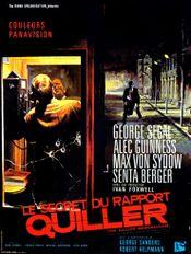 Affiche Le Secret du rapport Quiller