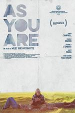 Affiche As You Are