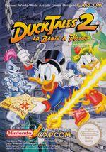 Jaquette DuckTales 2 : La Bande à Picsou