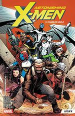 Couverture Astonishing X-Men (2017), tome 1