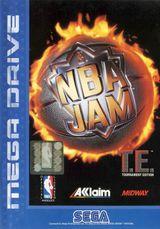 Jaquette NBA Jam : T.E.