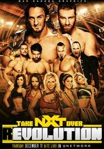 Affiche NXT Takeover: R Evolution