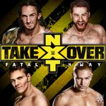 Affiche NXT Takeover: Fatal 4-Way