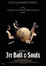 Affiche 3 Feet Ball & Souls