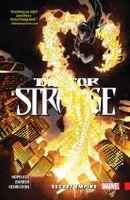 Couverture Secret Empire - Doctor Strange (2015), tome 5