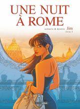 Couverture Une nuit à Rome, tome 3