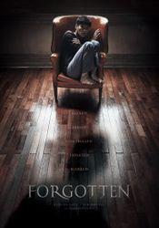 Affiche Forgotten