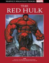 Couverture Red Hulk  - Le Meilleur des super-héros Marvel, tome 64