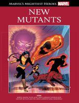 Couverture Les Nouveaux Mutants - Le Meilleur des super-héros Marvel, tome 72