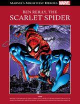 Couverture Scarlet Spider (Ben Reilly) - Le Meilleur des super-héros Marvel, tome 80