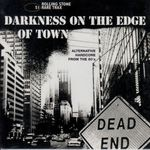 Pochette Rolling Stone: Rare Trax, Volume 51: Darkness on the Edge of Town: Alternative Hardcore From the 80's