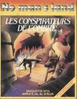 Jaquette Les Conspirateurs de l'Ombre