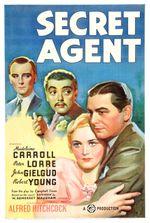 Affiche Quatre de l'espionnage