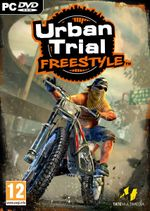 Jaquette Urban Trial Freestyle