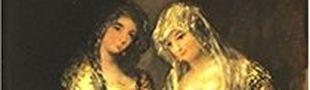 Couverture Les Fantômes de Goya