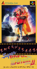 Jaquette Super Back to the Future Part II