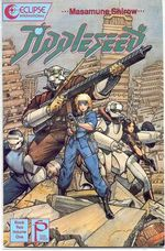 Couverture Appleseed