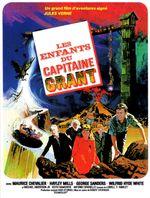 Affiche Les Enfants du capitaine Grant